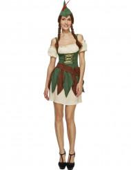 Costume ladra dei boschi sexy donna