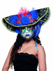 Maschera veneziana da pirata
