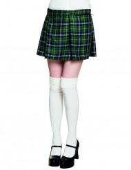 Kilt scozzese verde Donna