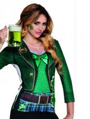 Maglietta irlandese donna