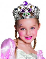 Diadema farfalle regina bambina