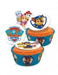 16 mini dischi di zucchero per dolce Paw Patrol™