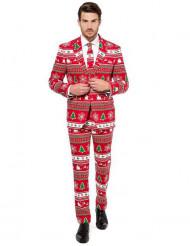 Abito Winterwonderland Opposuits™ uomo Natale