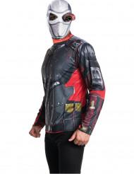 Costume maglietta e cappuccio adulta Deadshot - Suicide Squad™