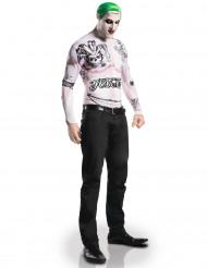 Costume e trucco adulto Joker - Suicide Squad™