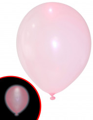 5 palloncini LED rosa Illooms™