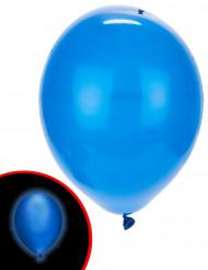 5 palloncini LED blu Illooms™