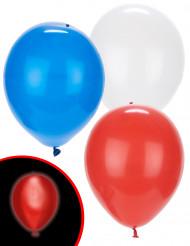 5 palloncini LED tricolori Illooms™