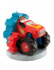 Candella compleanno Blaze e le mega macchine™