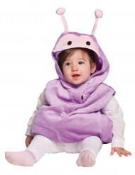 Costume farfalla viola bebè