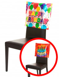 Copri sedia Happy Birthday