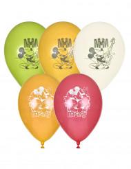 5 palloncini Mickey Mouse™ 23 cm