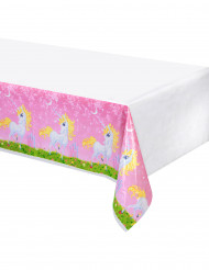 Tovaglia in plastica Unicorno girly 130 x 180 cm
