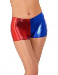 Pantaloncini corti da giullare monello per donna