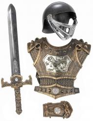 Kit cavaliere guerriero bambino
