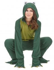 Costume da rana per donna