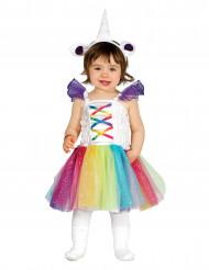 Costume mini unicorno bebè