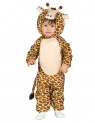 Costume da giraffa per bebe