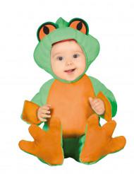Costume piccola rana bebè