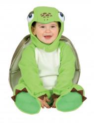 Costume tartaruga bebè