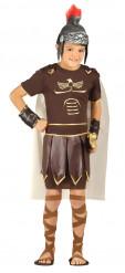 Costume marrone da soldato romano per bambino