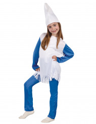 Costume nano blu bambina