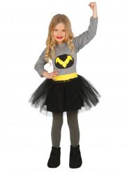 Costume supereroe nel buio bambina