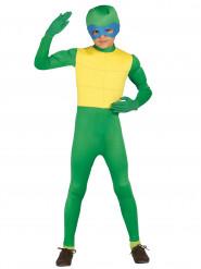 Costume tartaruga mascherata bambino / ragazzo