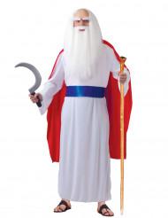 Costume druido del villaggio adulto