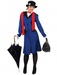 Costume babysitter inglese donna