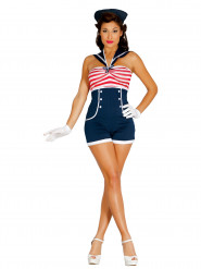 Costume Pin Up marinaia Donna