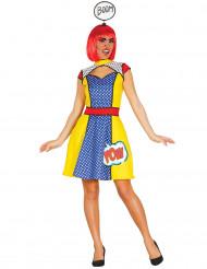 Costume Chica Pop per donna