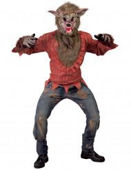 Costume lupo cattivo adulto