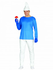 Costume nano blu uomo
