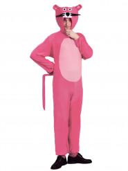 Costume pantera rosa adulto
