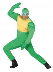 Costume tartaruga mascherata adulto
