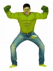 Costume da mostro verde per adulto