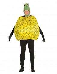 Costume ananas adulto