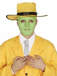 Maschera verde adulto