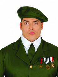Spilla con medaglie militari per adulto