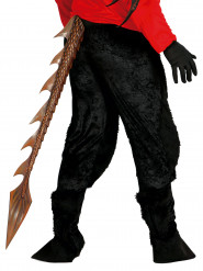 Coda demonio adulto 1 m Halloween