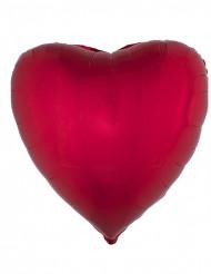 Palloncino in alluminio cuore 52x46