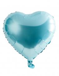 Palloncino in alluminio cuore clu 46 cm