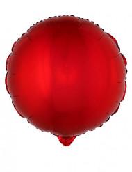 Palloncino di alluminio rosso