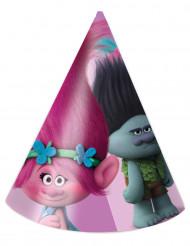 6 cappelli di festa Trolls™