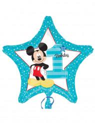 Palloncino in alluminio 1 anno Mickey™