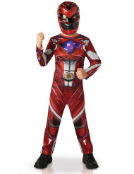 Costume power rangers™ Rosso - Film
