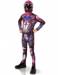 Costume Power Rangers™ Rosa Film bambina