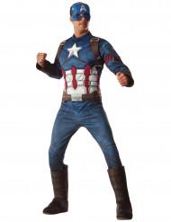 Costume lusso Capitan America™ Civil War - Avengers ™ adulto
