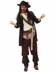 Costume deluxe Jack Sparrow™ Pirati dei Caraibi™